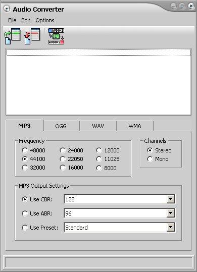 Compress MP3 Files