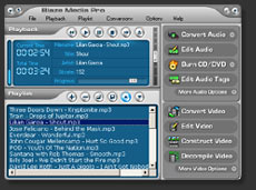 AVI, MP3, MPEG, WMA Editor