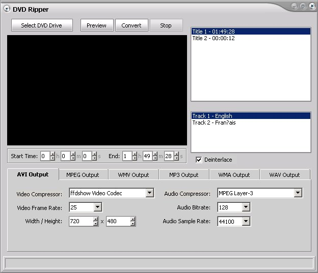 Free download Ease DVD To WAV Ripper for windows 8 1 free